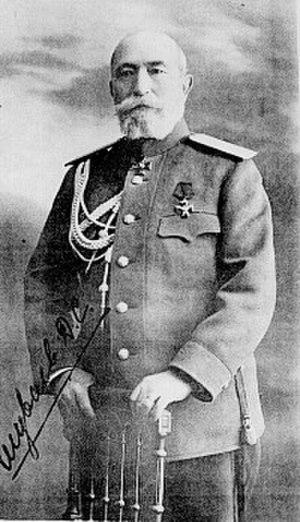 Dmitry Shuvayev - Dmitry Shuvayev