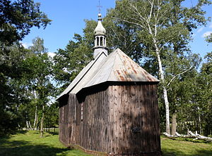 Bogumilus - Chapel of blessed Bogumił, Dobrów