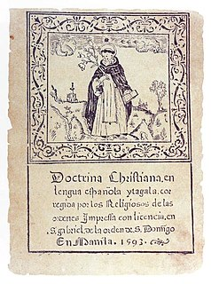 <i>Doctrina Christiana</i>