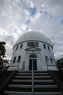 Dominion Astrophysical Observatory observatory in Saanich, British Columbia