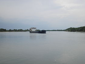 Don river near Volgodonsk (Russia).JPG