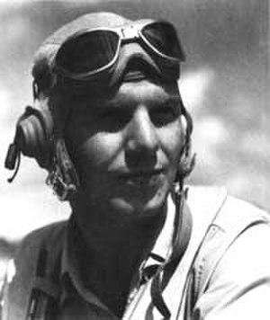 Donald N. Aldrich - Captain Donald N. Aldrich c.1943–44