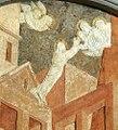 Donatello, storie di san giovanni evangelista, ascensione di s.g., 1434-43 dettaglio2.jpg
