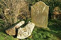 Dornock Parish Churchyard - geograph.org.uk - 1061858.jpg