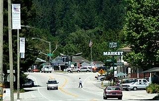Felton, California census-designated place in California, United States