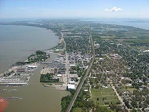 Port Clinton, Ohio - Downtown Port Clinton