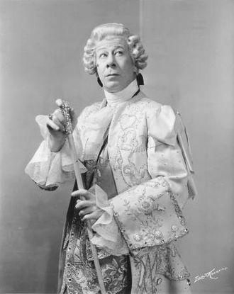 Bert Lahr - Lahr as Louis Blore in the Broadway production of DuBarry Was a Lady, 1939