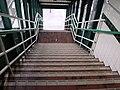 Duddeston Station - stairs (7264385552).jpg