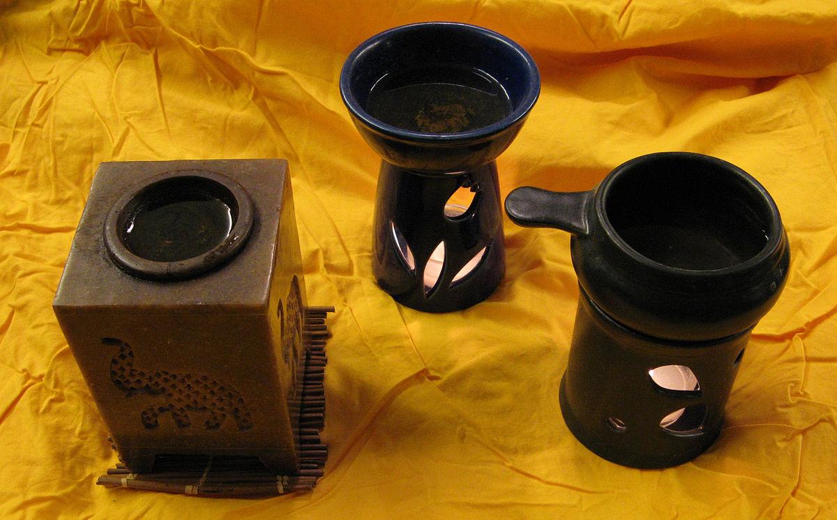 Oil Diffuser Lamp Ring