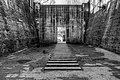 Duisburg, Landschaftspark Duisburg-Nord, Erzbunker -- 2016 -- 1229-35 (bw).jpg