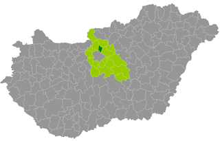 Dunakeszi District Districts of Hungary in Pest