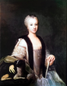 Duprà, Domenico - Eleonora of Savoy - Royal Palace of Turin.png
