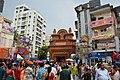 Durga Puja Pandal - Ekdalia Evergreen - Ekdalia Road - Kolkata 2015-10-21 6166.JPG