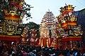 Durga Puja Pandal - Tridhara Sammilani - Manohar Pukur Road - Kolkata 2014-10-02 9018.JPG