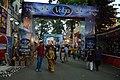 Durga Puja Spectators - Manohar Pukur Road - Kolkata 2014-10-02 9002.JPG