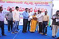 E-Aadhaar card issued to a 70-year old woman, who was struggling to get a Aadhaar card for the last 2 years, at the Public information Campaign, in Chilakaluripet, Guntur District of Andhra Pradesh on December 30, 2014.jpg