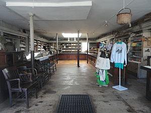 E. N. Jenckes Store - Inside the E. N. Jenckes Store