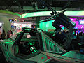 E3 Expo 2012 - Microsoft booth Halo 4 warthog left side.jpg