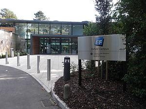 Pullens Lane - Image: EF International Academy, Oxford Campus