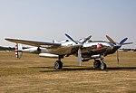 EGSU - Lockheed P-38 Lightning - N25Y (44044464521).jpg