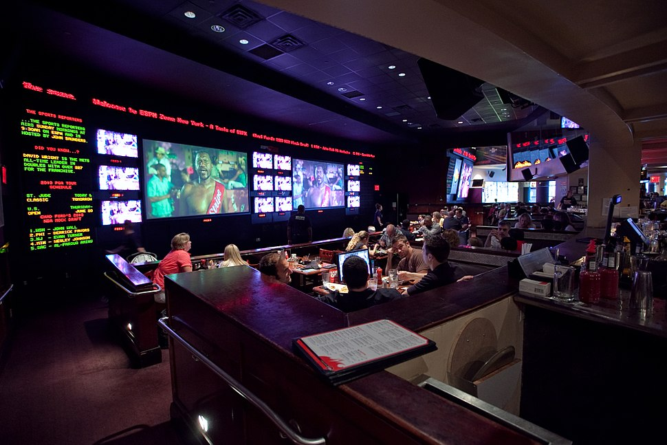 ESPN Zone in New York (4702626143)