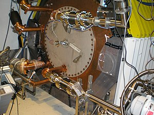 Enriched Xenon Observatory - Image: EXO cryostat