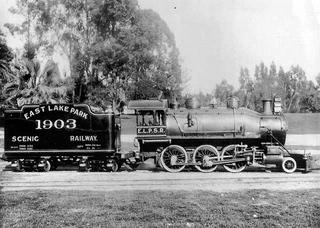 Eastlake Park Scenic Railway