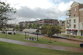 East Perth, Western Australia - East Perth apartments