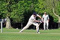 Eastons CC v. Chappel and Wakes Colne CC at Little Easton, Essex, England 26.jpg