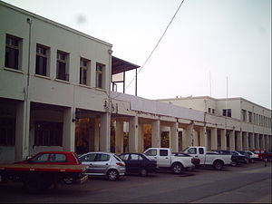 Cauquenes - Image: Edificio civico cauquenes