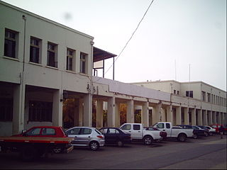 Cauquenes City and Commune in Maule, Chile