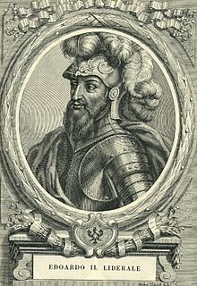 Edward, Count of Savoy Count of Savoy