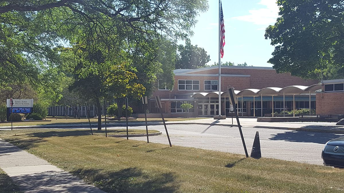 edsel ford high school wikipedia. Cars Review. Best American Auto & Cars Review