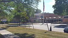 Edsel Ford High School, Deaborn, Michigan.jpg