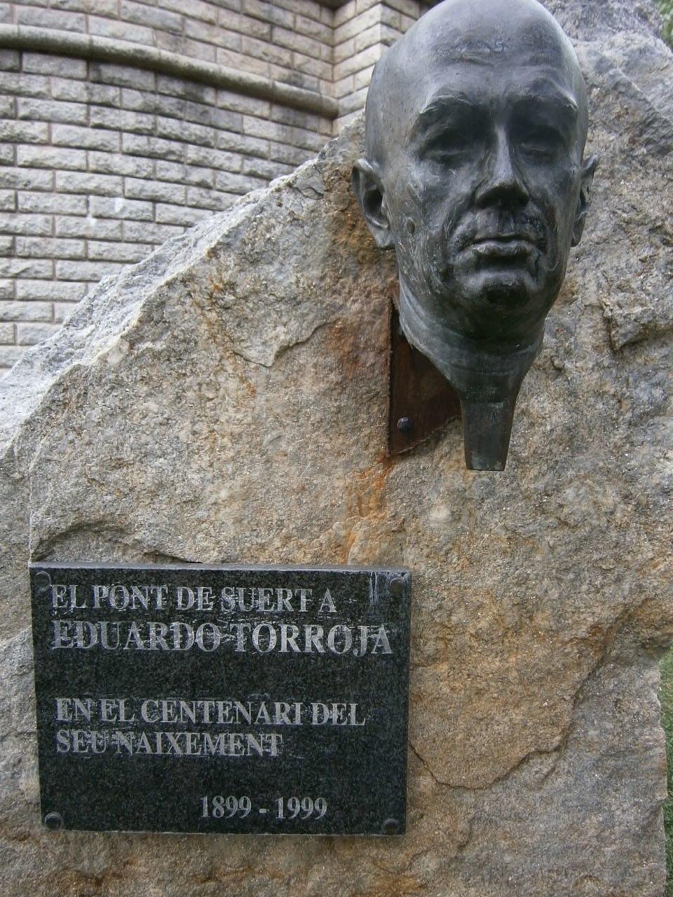 Eduard Torroja El Pont de Suert