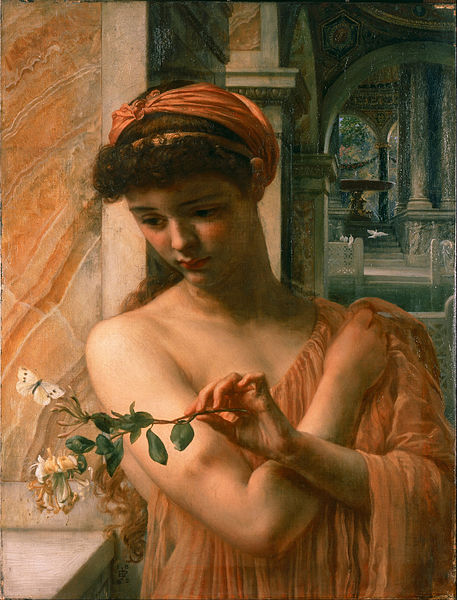 File:Edward John Poynter - Psyche in the Temple of Love - Google Art Project.jpg