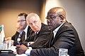 Edwin Moyo, Chairman, Rollex, Zimbabwe, at the Horasis Annual Meeting 2013 (8436887823).jpg