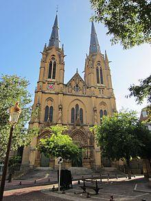 Metz wikip dia for Tarif chauffage urbain metz