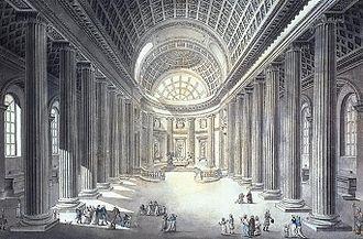 Louis Quinze - Image: Eglise St Philippe du Roule Intérieur