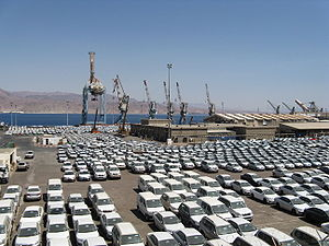 Eilat - Port of Eilat