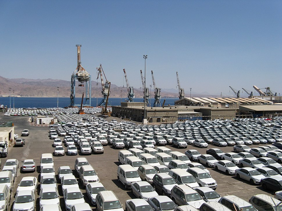 Eilat's Harbor