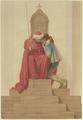 Ein Cardinal Penitenziario maggiore, in der heiligen Woche zu St. Peter in Rom (SM 7196z).png