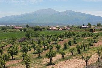 El Moncayo desde Valverde de Ágreda.JPG