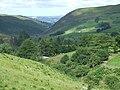 Elenydd Landscape with Cwm Brefi, Ceredigion - geograph.org.uk - 900770.jpg