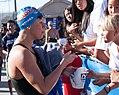 Elizabeth Beisel signs autographs after 200m backstroke (18356242994).jpg