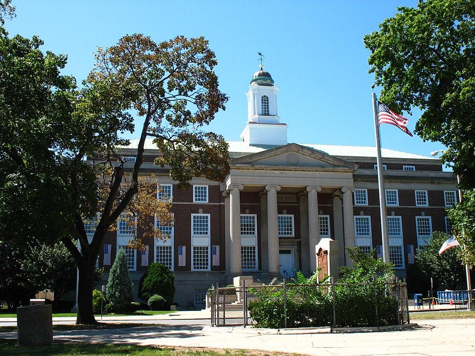 Elizabeth City Hall
