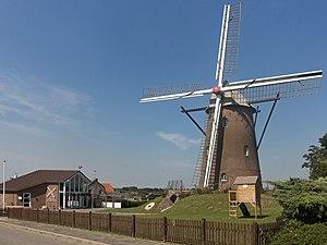 Elten - Image: Elten, die Gerritzens Mühle Dm 24 foto 15 2015 08 20 12.45