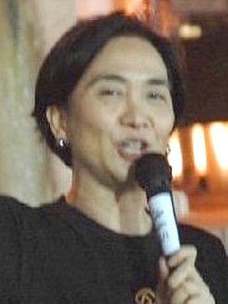 Hong Kong legislative election, 1998 - Emily Lau
