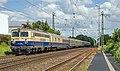Emmerich Central Bahn 1042 520 met chartertrein naar Heerenveen (14242502578).jpg