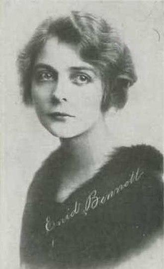 Enid Bennett - Bennett in 1917